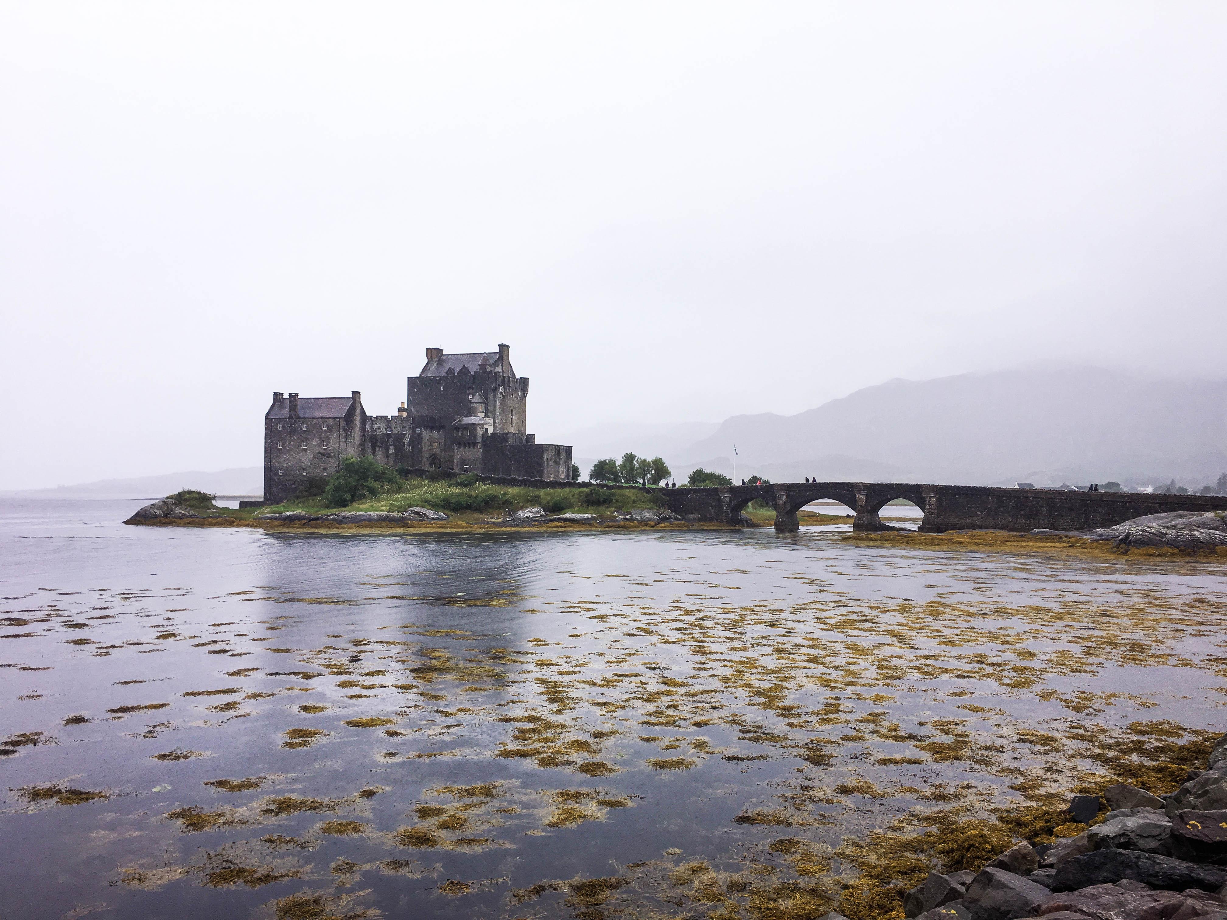scozia - eilean donan