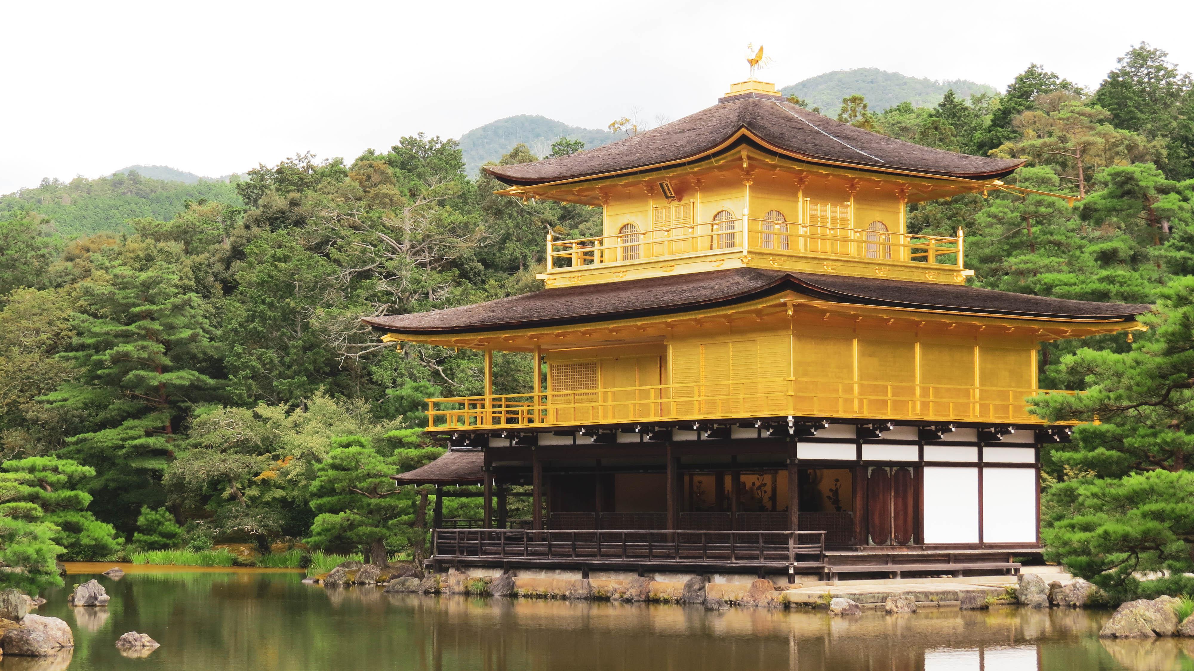 kinkaku-ji - kyoto - giappone