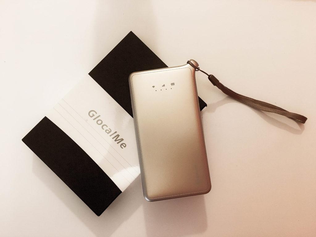 Pocket Wifi Glocalme