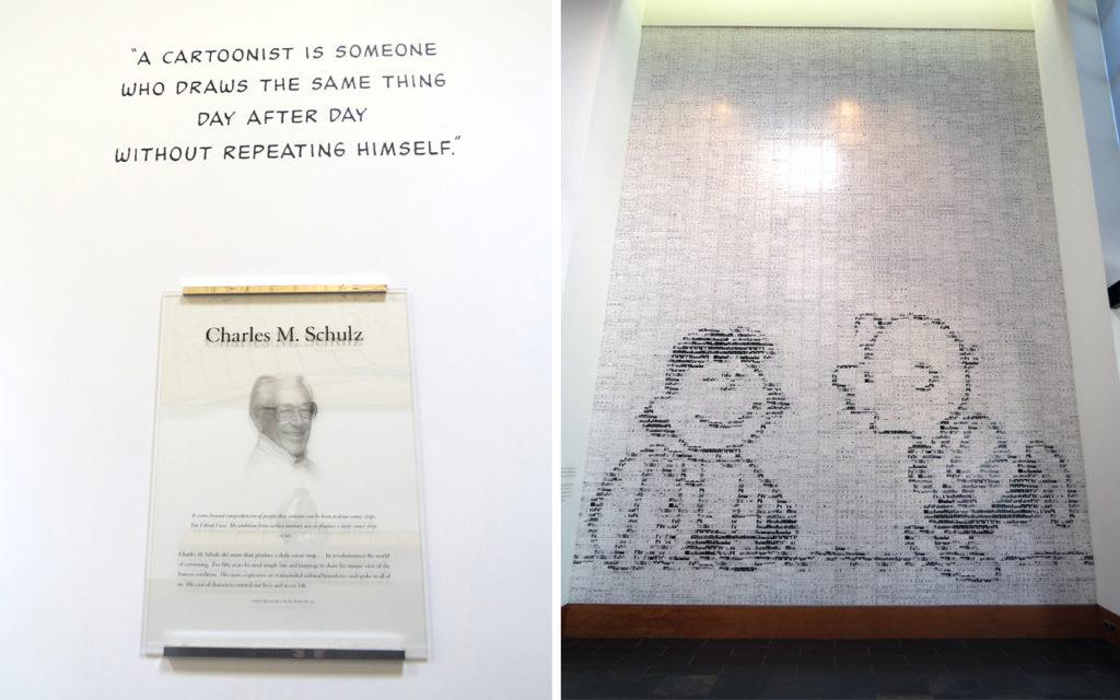 charles schulz museum - santa rosa