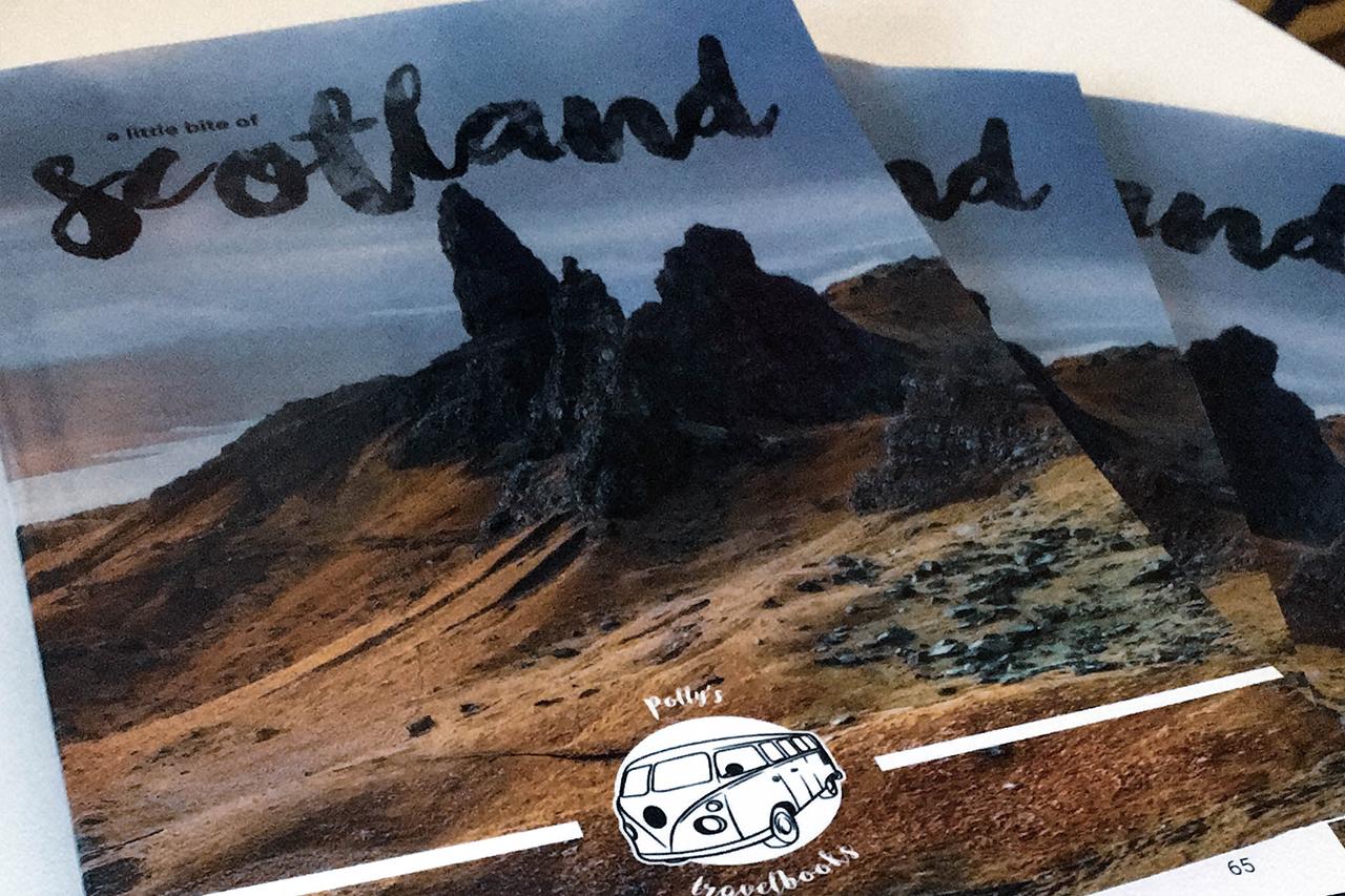 travelbook - scozia
