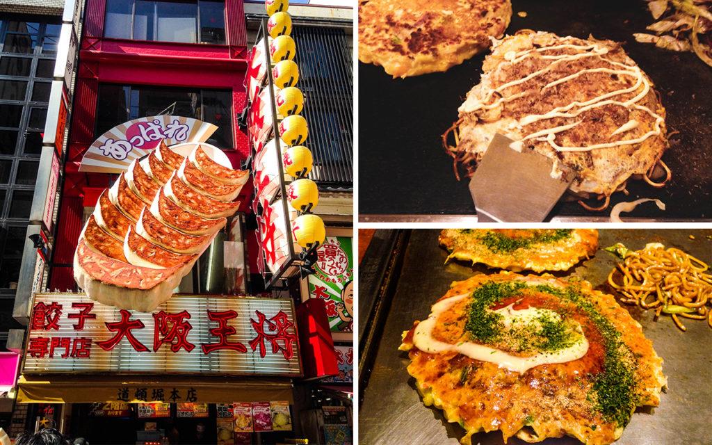 giappone - osaka - okonomiyaki