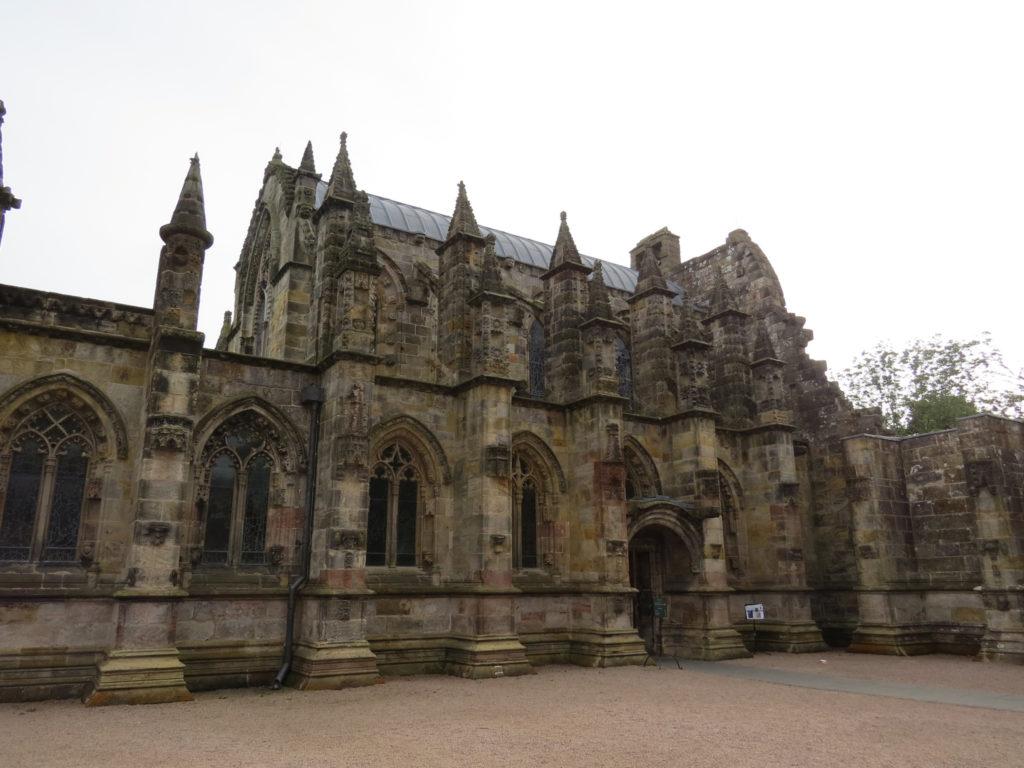 rosslyn chapel - scozia