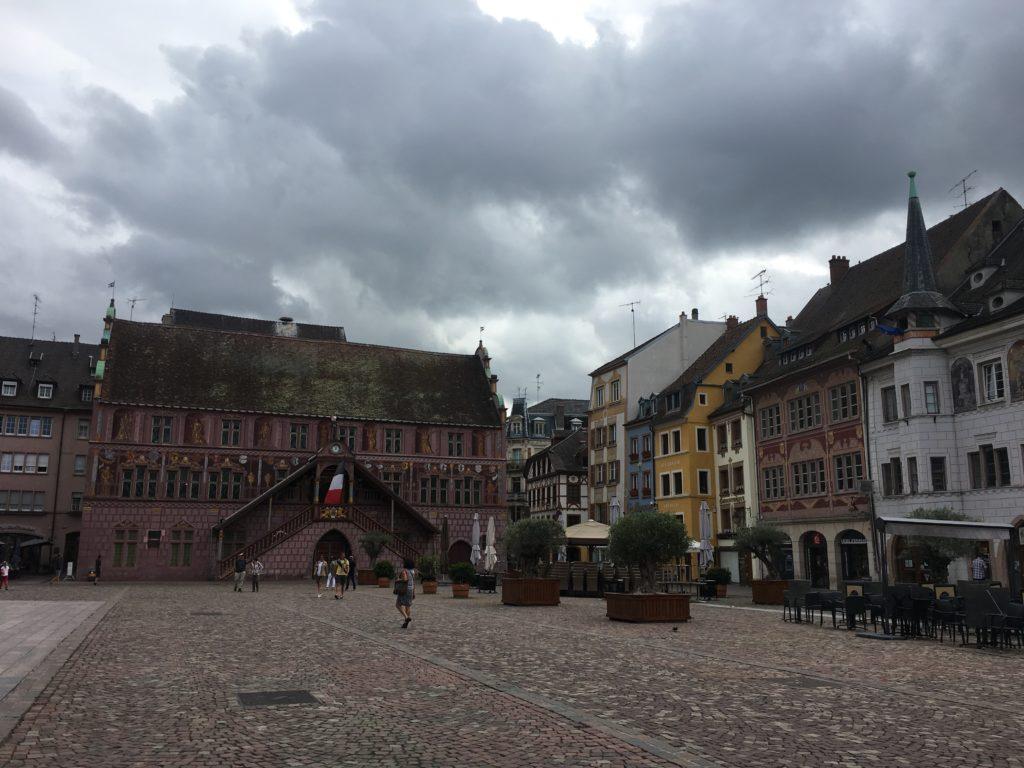 alsazia - mulhouse