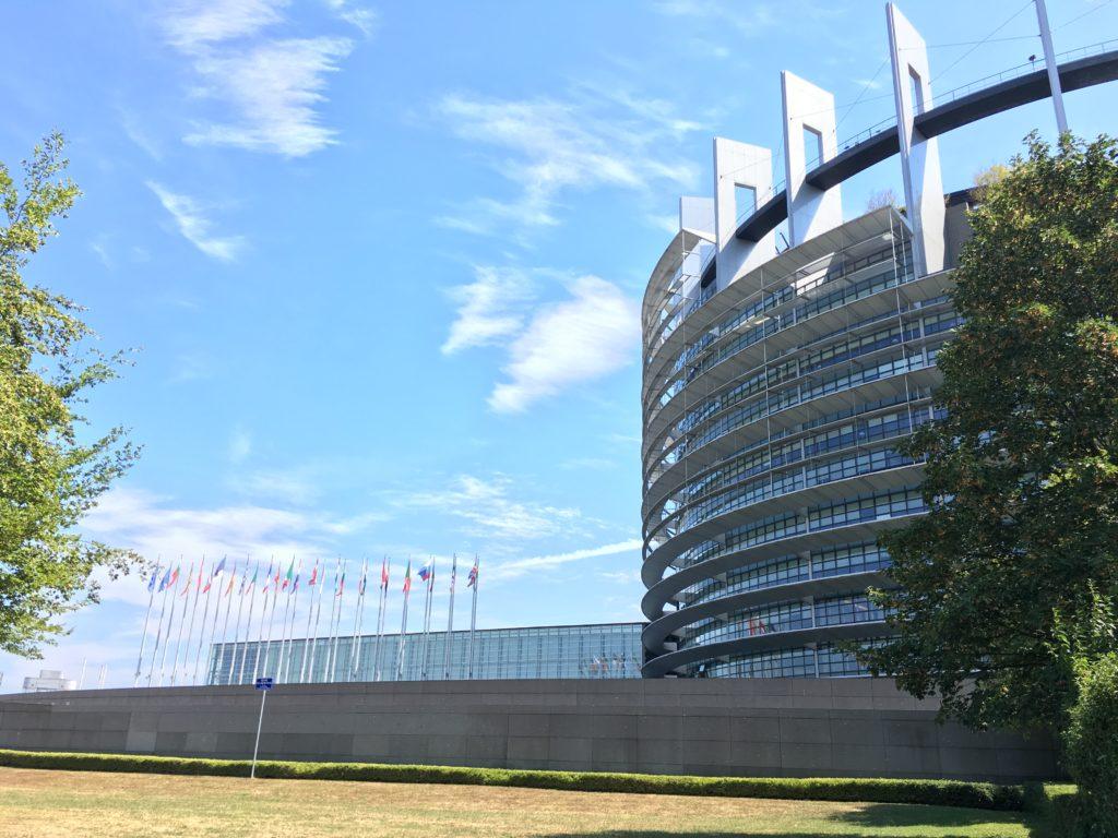 strasburgo - parlamento europeo