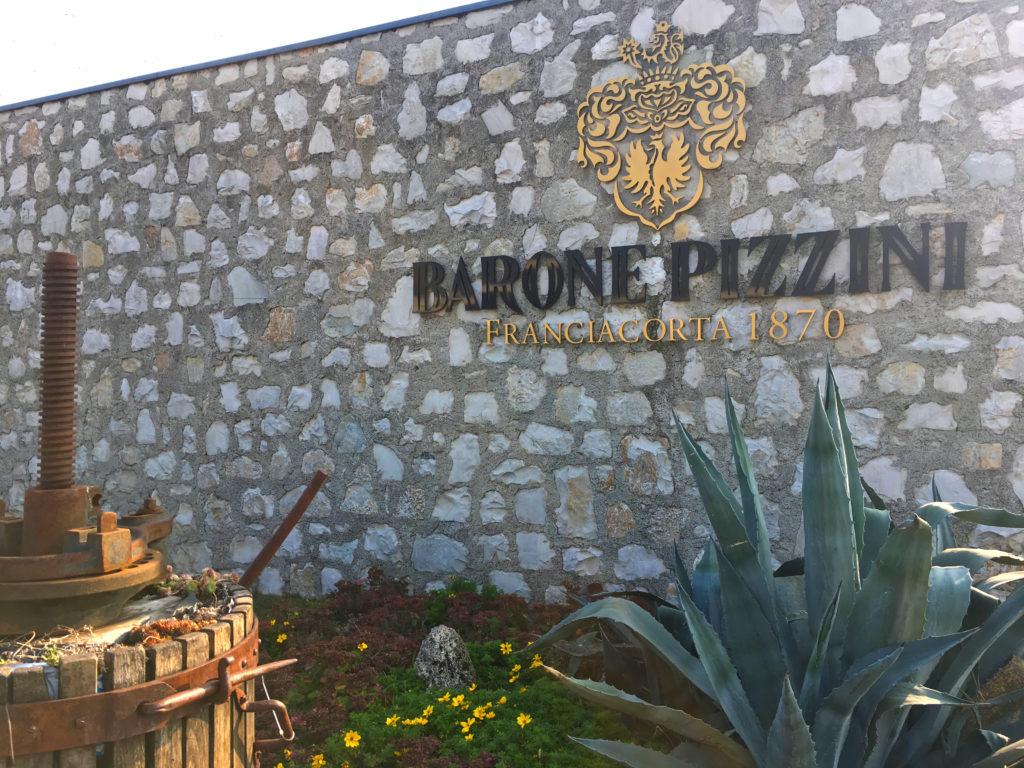 franciacorta - barone pizzini
