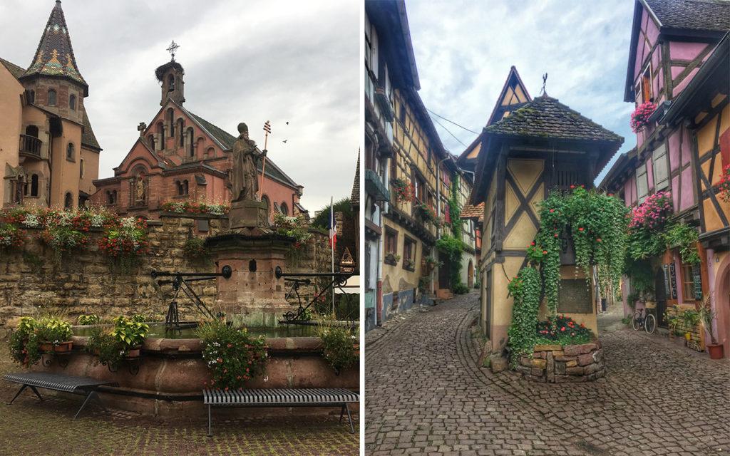 alsazia - eguisheim