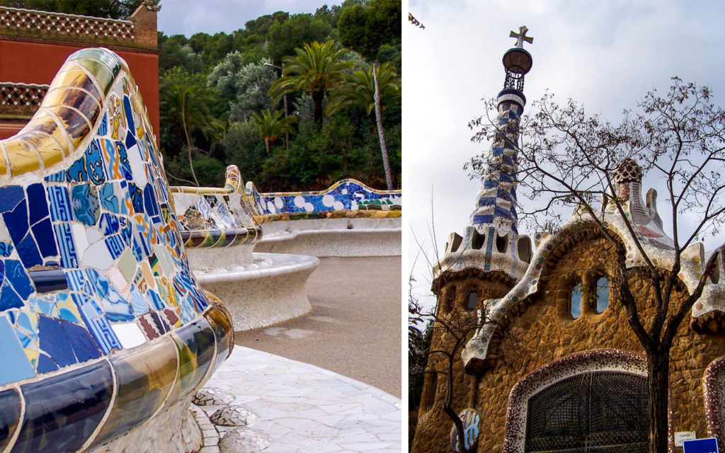 barcellona - parc guell