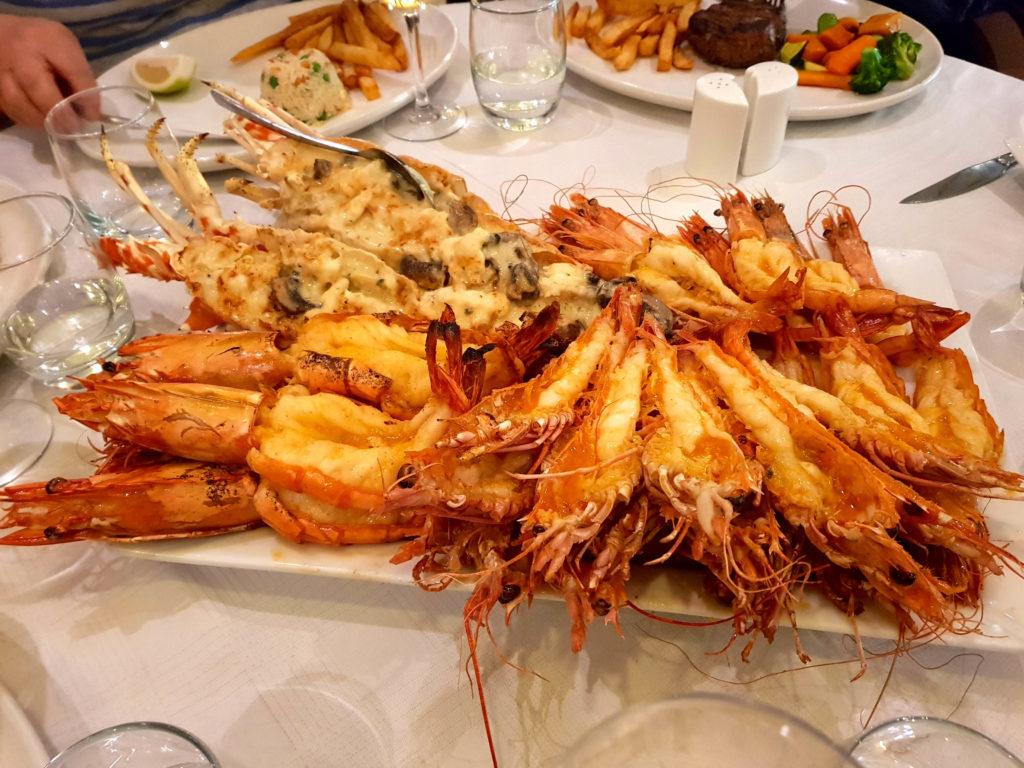 cape town - baia seafood restaurant