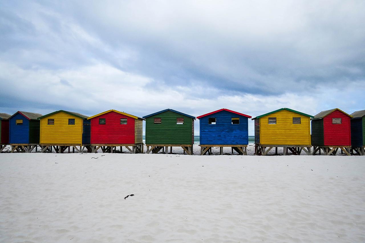 sudafrica - muizenberg